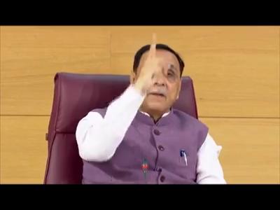 કુંભ ગયેલા લોકોને ગુજરાતમાં સીધો પ્રવેશ નહીં મળે, CM રૂપાણીએ લીધો મોટો નિર્ણય.